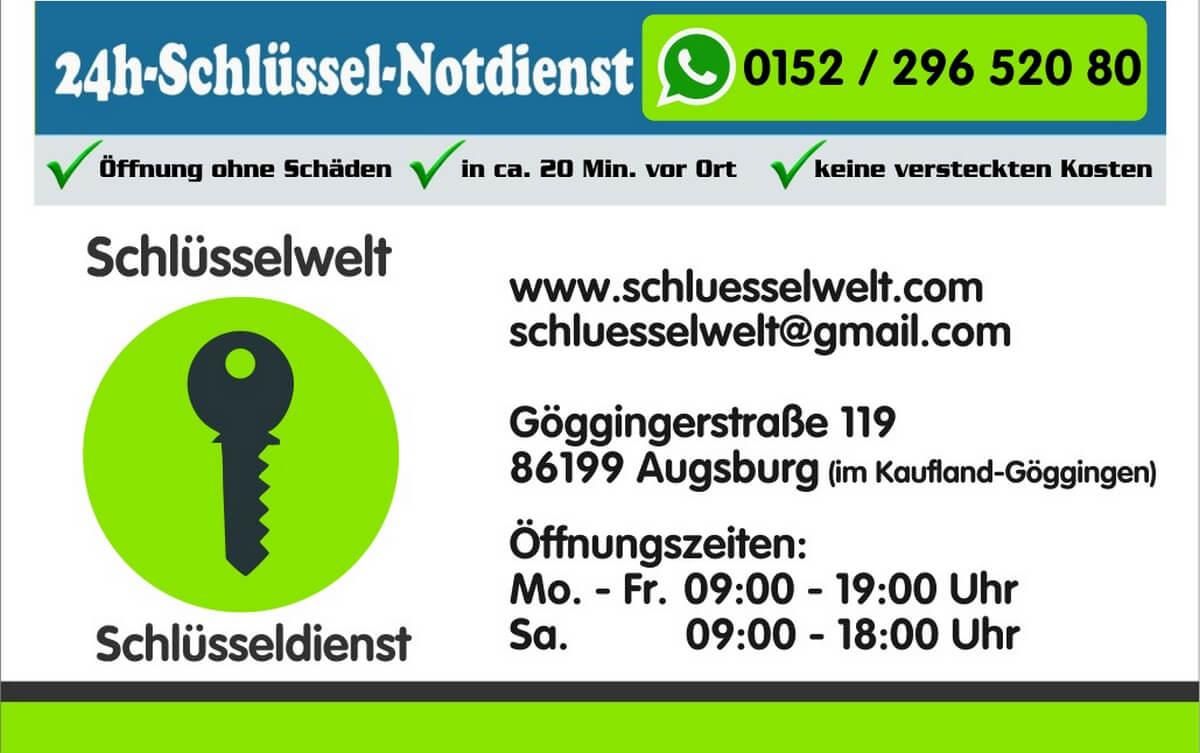 Schluesselwelt Augsburg